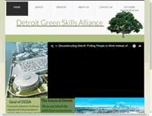 Tablet Preview of detroitgreenskills.org
